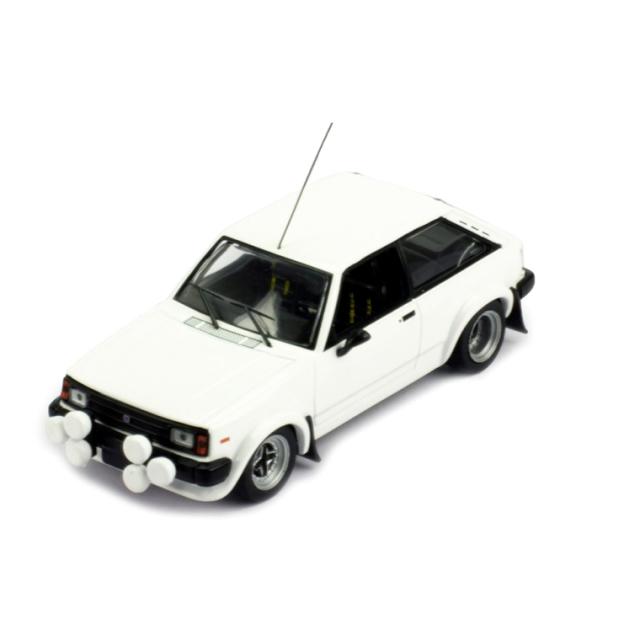 ixo/イクソ タルボ サンビーム ロータス 1979  ラリースペック  オールホワイト