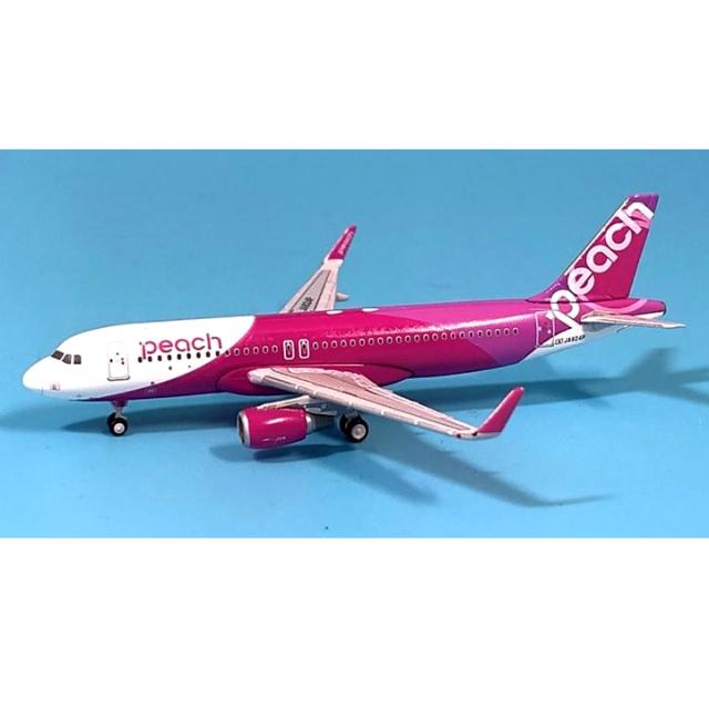CROSSWING/クロスウイング PEACH  A320 JA824P