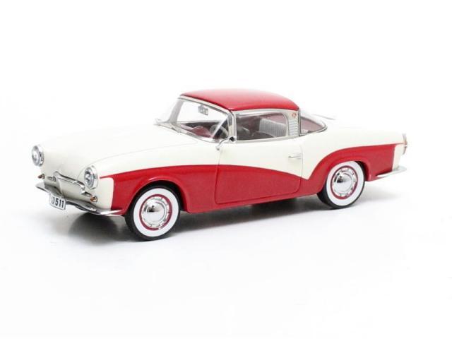 MATRIX/マトリックス VW Rometsch Lawrence クーペ ホワイト/レッド (1959)