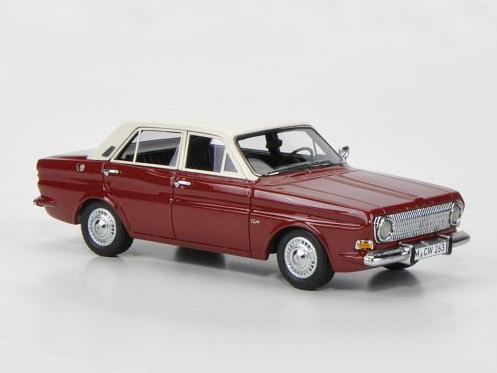 NEO/ネオ フォード P6 12M リムジン レッド/ホワイト (1966)