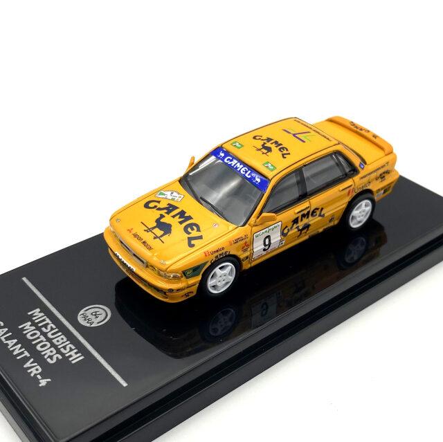 PARAGON/パラゴン 三菱 ギャラン VR-4  1995年Rally ElCorte Ingles #9 Ponce