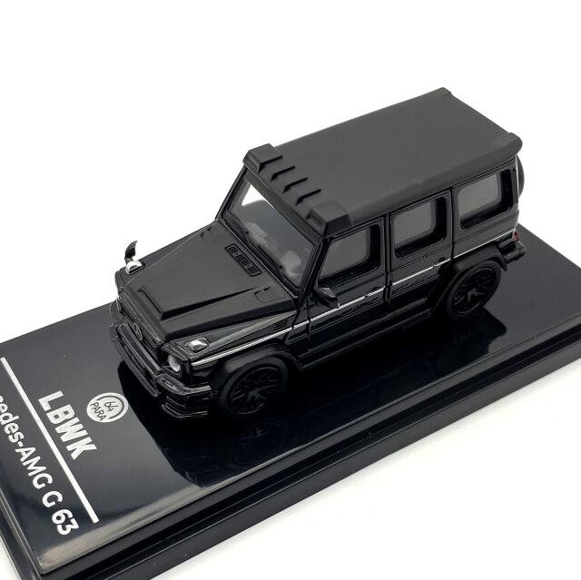 PARAGON/パラゴン リバティウォーク  メルセデス  AMG G63 ブラック LHD