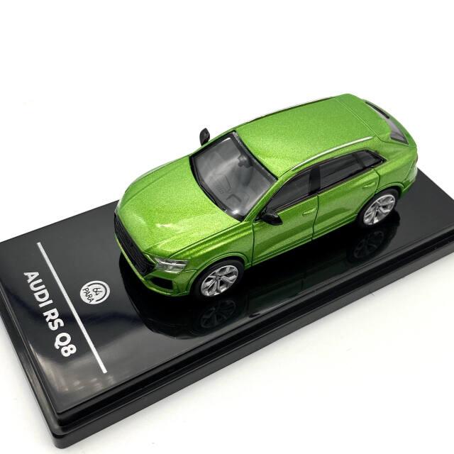 PARAGON/パラゴン アウディ RS Q8 Java グリーン LHD
