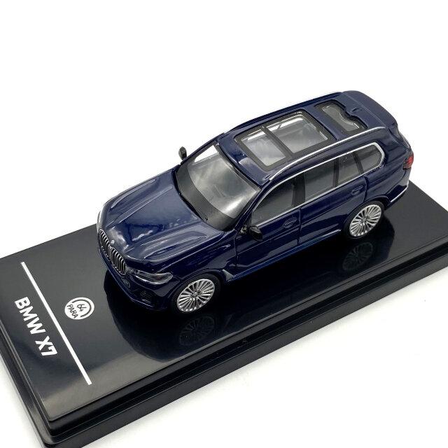 PARAGON/パラゴン BMW X7 タンザナイトブルー LHD