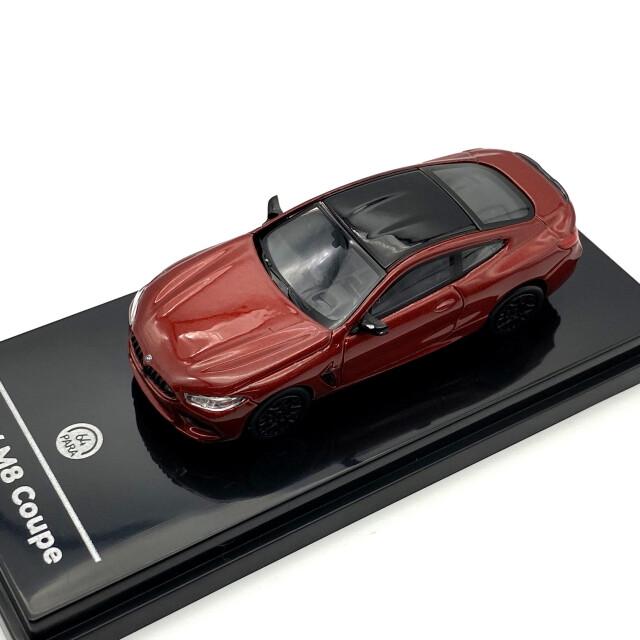 PARAGON/パラゴン BMW M8 クーペ レッド LHD