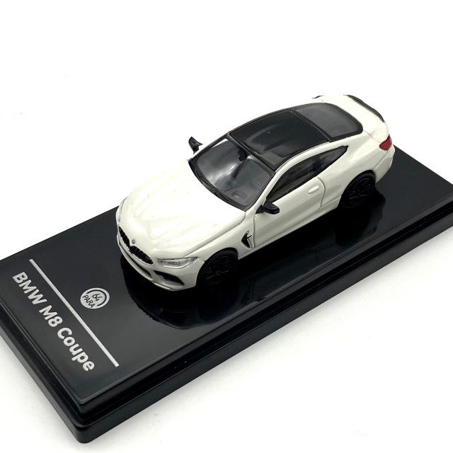 PARAGON/パラゴン BMW M8 クーペ  アルピーヌホワイト LHD