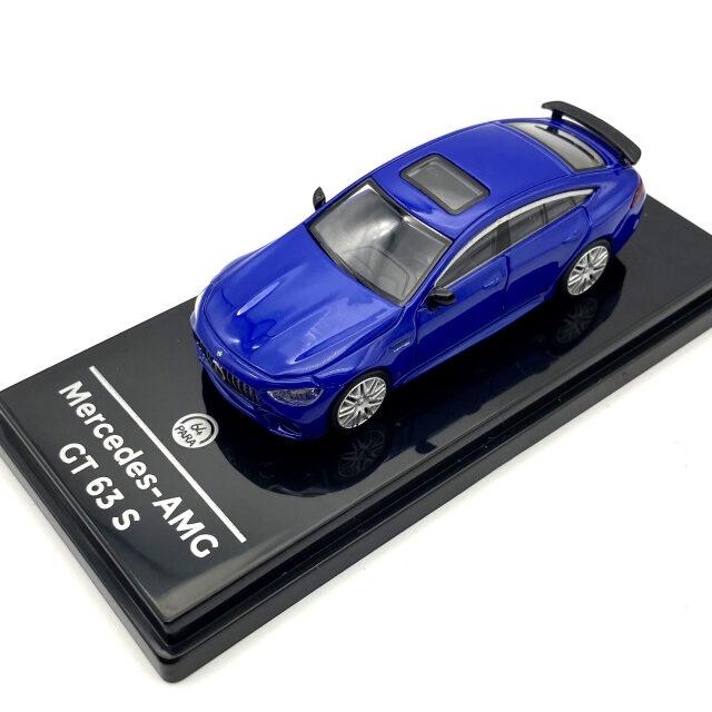 PARAGON/パラゴン メルセデス AMG GT 63 S メタリックブルー LHD