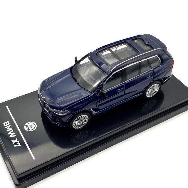 PARAGON/パラゴン BMW X7 タンザナイトブルー RHD