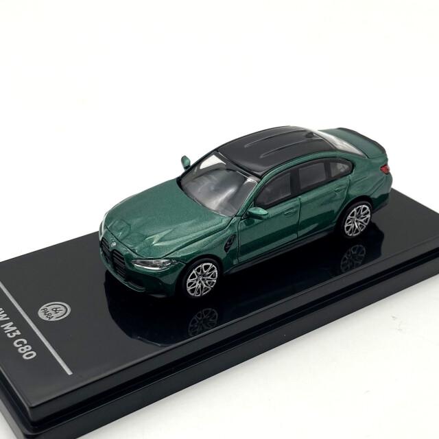PARAGON/パラゴン BMW M3 G80 アイル・オブ・マン・グリーン RHD