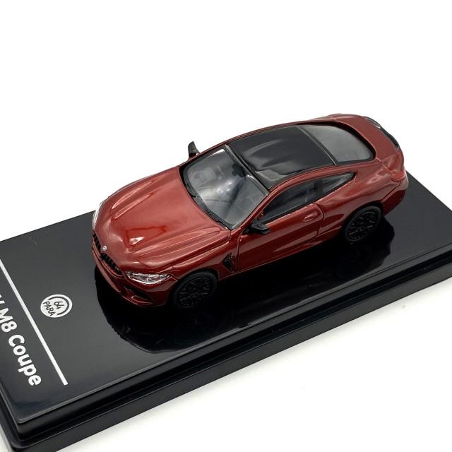 PARAGON/パラゴン BMW M8 クーペ レッド RHD