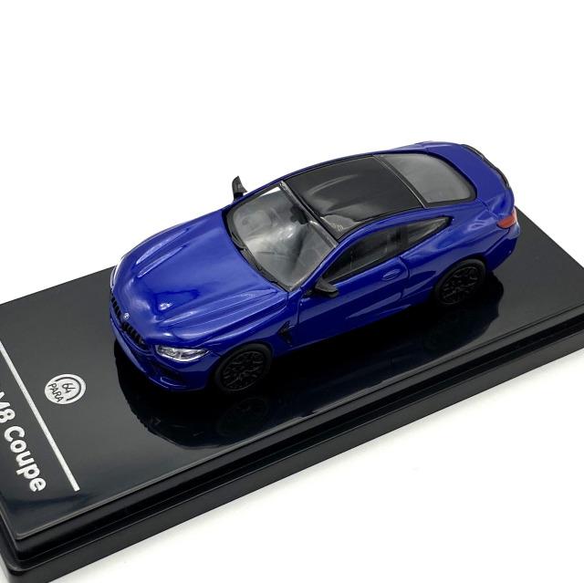 PARAGON/パラゴン BMW M8 クーペ ブルー RHD