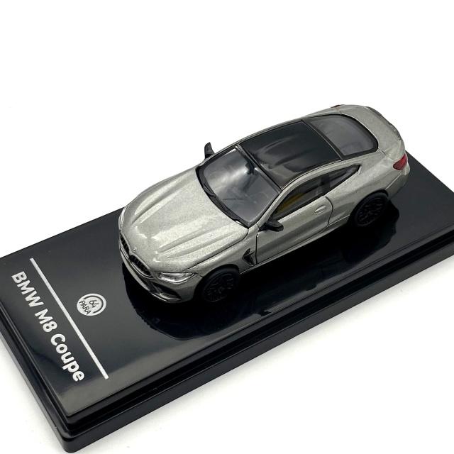 PARAGON/パラゴン BMW M8 クーペ  メタリックドニントングレー RHD