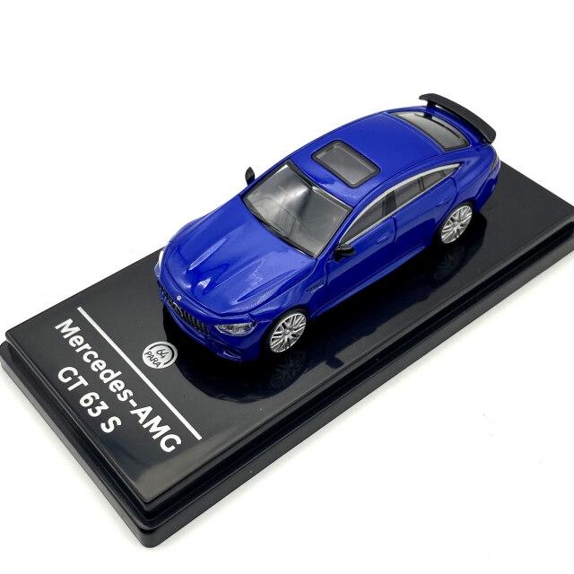 PARAGON/パラゴン メルセデス AMG GT 63 S メタリックブルー RHD