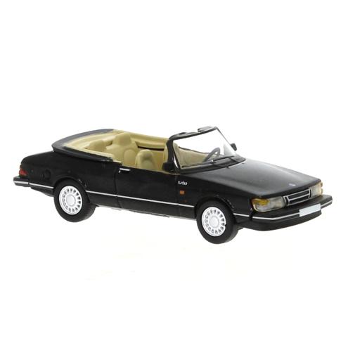 BREKINA/ブレキナ サーブ 900 コンバーチブル 1986 ブラック