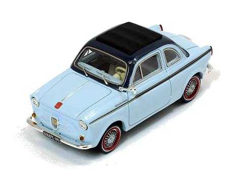 Premium-X/プレミアムX フィアット 500 NSU バインスベルグ 1961 ライトブルー/ダークブルー