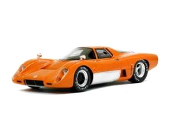 Premium-X/プレミアムX マクラーレン M6B GT 1969 オレンジ