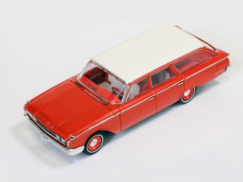 Premium-X/プレミアムX フォード ランチ ワゴン 1960 レッド