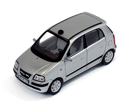 Premium-X/プレミアムX ヒュンダイ アトスプライム 2004 シルバー