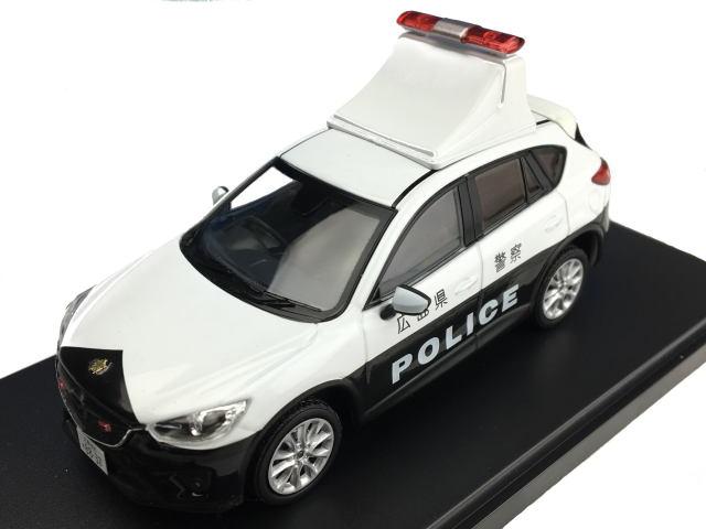 Premium-X/プレミアムX マツダ CX5 広島県警 LED表示灯付 2013