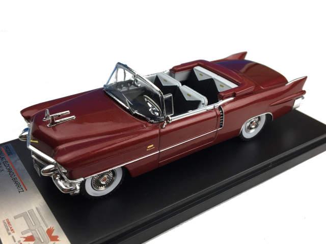 Premium-X/プレミアムX キャデラック エルドラド ビアリッツ 1956  ボルドー