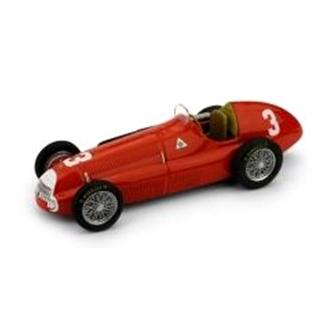 BRUMM/ブルム アルファ ロメオ 158 1950年イギリスGP #3 Luigi Fagioli