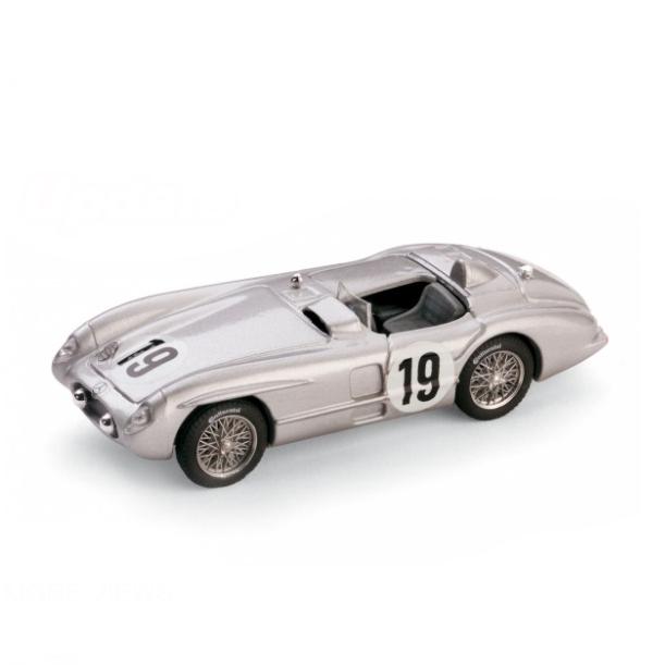 BRUMM/ブルム メルセデス 300 SLR 1955 ル・マン24時間 #19 Juan Manuel Fangio/Stirling Moss
