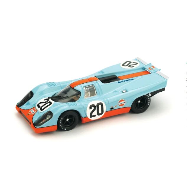 BRUMM/ブルム ポルシェ 917K 1970年ル・マン24時間 #20