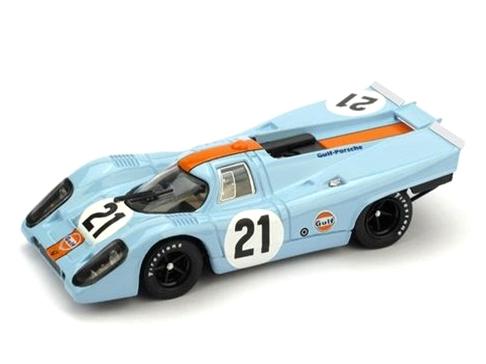 BRUMM/ブルム ポルシェ 917K Scuderia JWA-Gulf 1970 ルマン #21 Rodriguez/L.Kinnunen