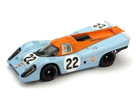 BRUMM/ブルム ポルシェ 917K Scuderia JWA-Gulf 1970 ルマン #22 M.Hailwood/D.Hobbs