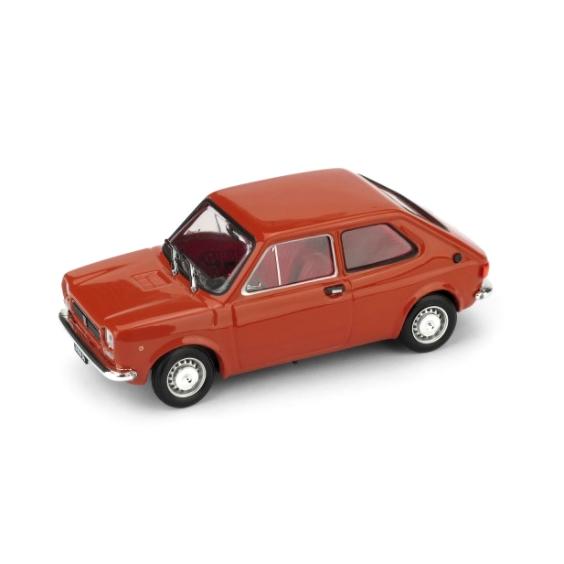BRUMM/ブルム フィアット 127 1a シリーズ 1971 コーラルレッド 50周年記念パッケージ