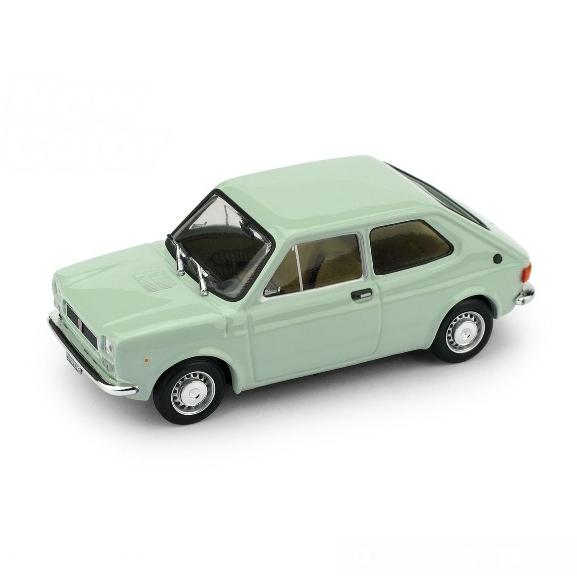 BRUMM/ブルム フィアット 127  シリーズ1  1971  ライトグリーン