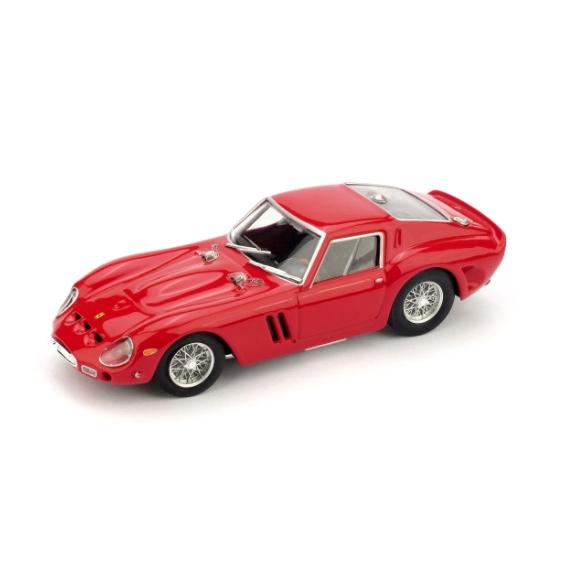BRUMM/ブルム フェラーリ 250 GTO 1962 レッド