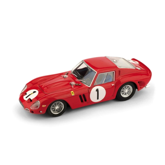 BRUMM/ブルム フェラーリ 250 GTO 1962 パリ1000km #1 Pedro-Ricardo Rodriguez