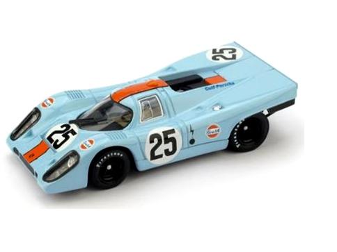 BRUMM/ブルム ポルシェ 917K 1970年SPA1000km #25 Rodriguez-Kinn