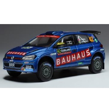 ixo/イクソ VW ポロ GTI R5 2019年ラリー・スウェーデン #42 J.Andersson?/ O.Veiby