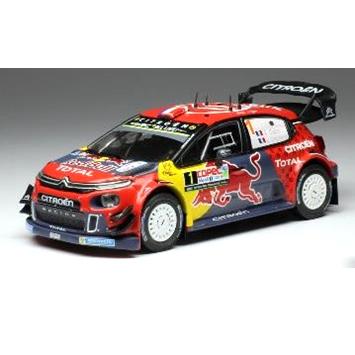 ixo/イクソ シトロエン C3 WRC 2019 ラリー・チリ #1 S.Ogier/J.Ingrassia