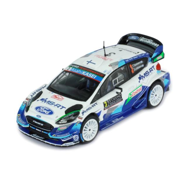 ixo/イクソ フォード フィエスタ WRC 2020年ラリー・モンテカルロ  #3 T.Suninen/J.Lehtinen
