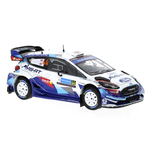 ixo/イクソ フォード フィエスタ WRC 2020年ラリー・エストニア #44