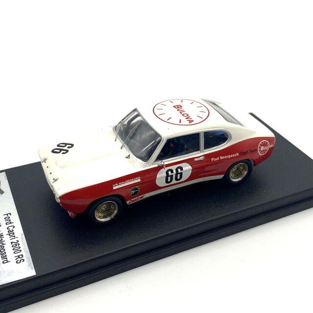 Trofeu/トロフュー フォード  カプリ 2600 RS  1972年ニュルブルクリンク500km  B. Waldegaard