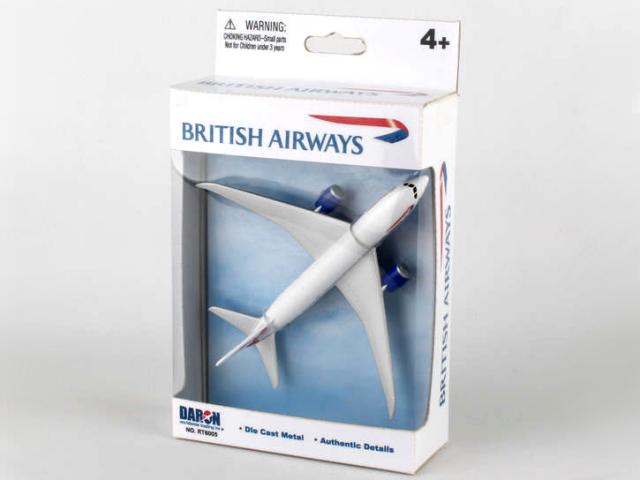 DARON/ダロン シングルプレーン  ブリティッシュ エアウェイズ 787