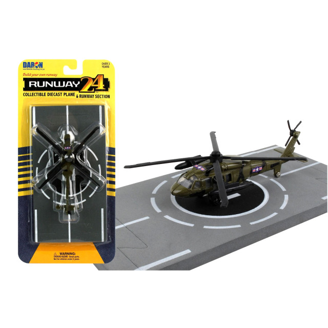 DARON/ダロン ブラックホーク ヘリコプター