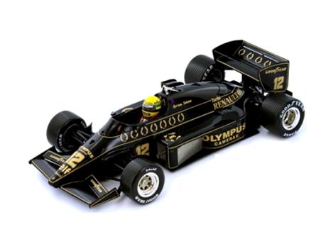 Premium-X/プレミアムX ロータス ルノー 97T 1985年ポルトガルGP Ayrton Senna