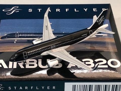 CROSSWING/クロスウイング STARFLYER AIRBUS A320-200 JA24MC
