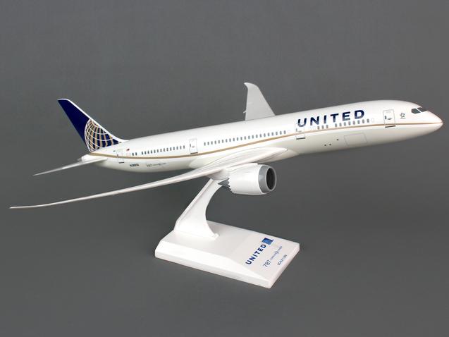 DARON/ダロン スカイマークス ユナイテッド 787-9 1/200