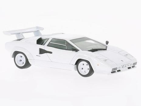 WHITE BOX/ホワイトボックス ランボルギーニ カウンタック LP400 S (1978) ホワイト