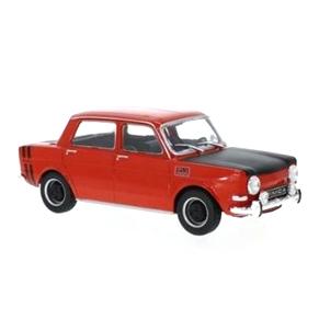 WHITE BOX/ホワイトボックス シムカ 1000 Rallye 2 1970 レッド