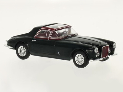 WHITE BOX/ホワイトボックス フェラーリ 375 アメリカ クーぺ スペシャル 1955 メタリックグリーン/ブラック