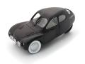 Auto Cult/オートカルト Mathis VL333 1942 ブラック