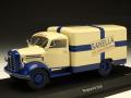 Schuco/シュコー ボルクヴァルト B 2500 ボックスバン 「SANELLA」 アイボリー/ブルー