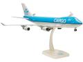 HoganWings/ホーガンウイングス B747-400ERF KLM カーゴ ランディングギア&スタンド付属